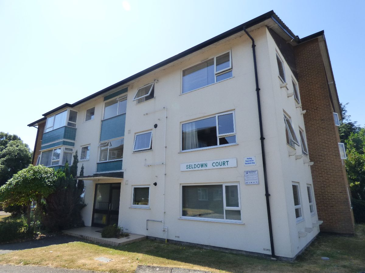 Flat , Seldown Court,  Mount Pleasant Road, Poole