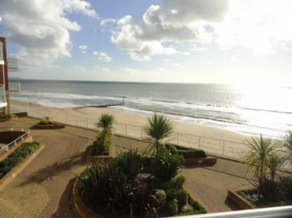 Honeycombe Beach, Boscombe, Bournemouth