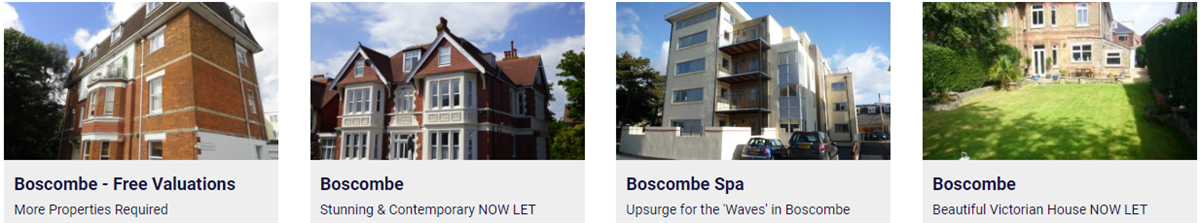 Boscombe Letting Agents LET