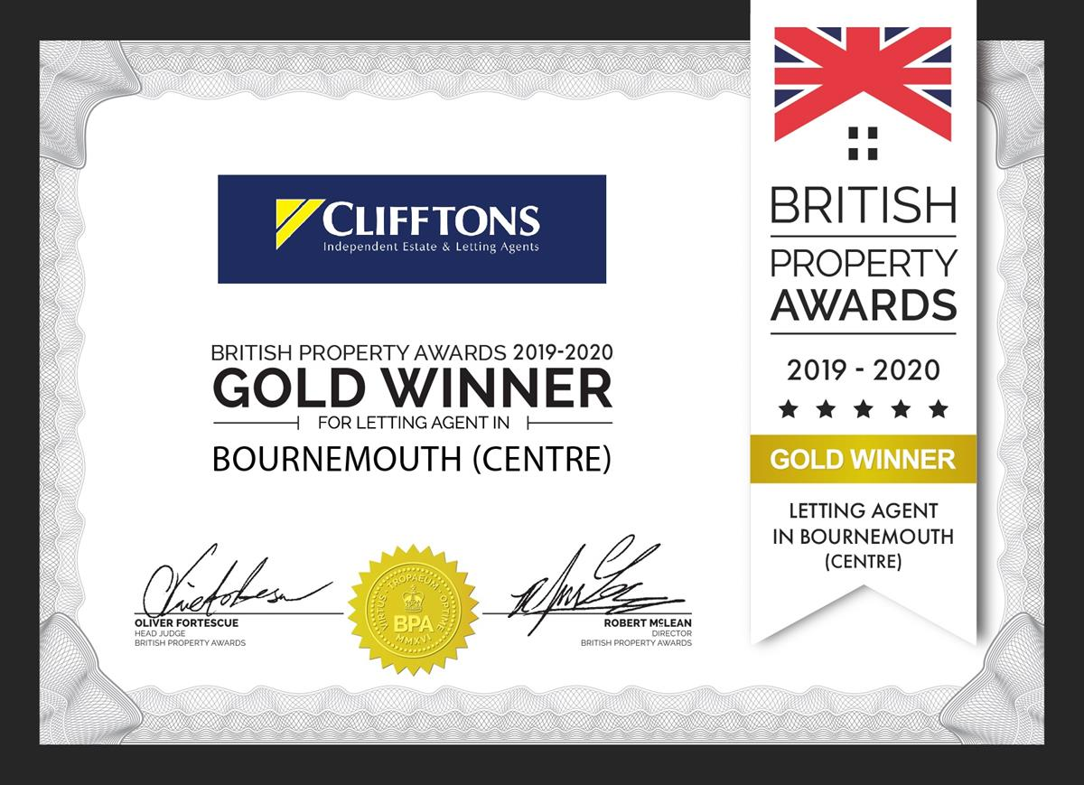 Best Letting Agents Award 2020