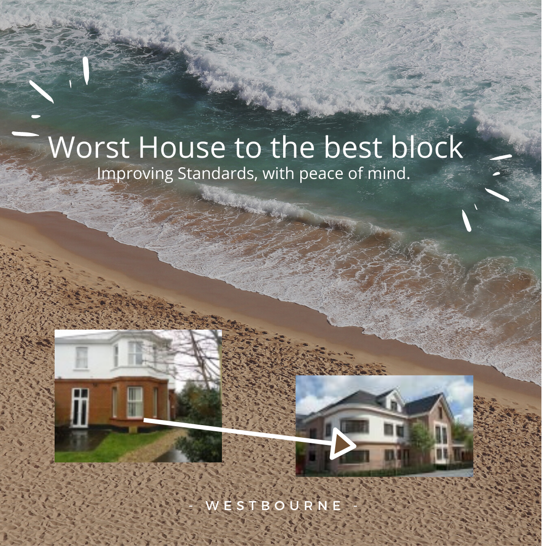 Westbourne House to block